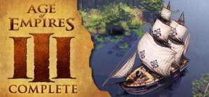 Steam: Age of Empires® III: Complete Collection y Age of Empires II HD