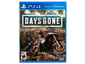 Liverpool y Amazon: Days Gone para PS4