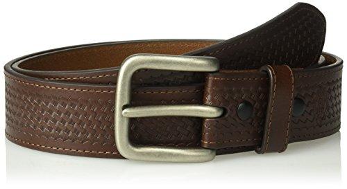 Amazon: Cinturon Dickies de Piel Talla XL (Aplica Prime)