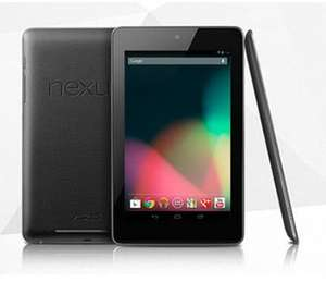 Sanborns: Nexus 7 de 32GB $3,799