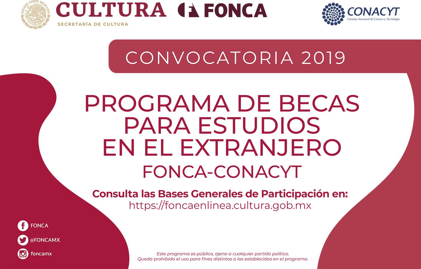 Programa de Becas Para Estudios en el Extranjero