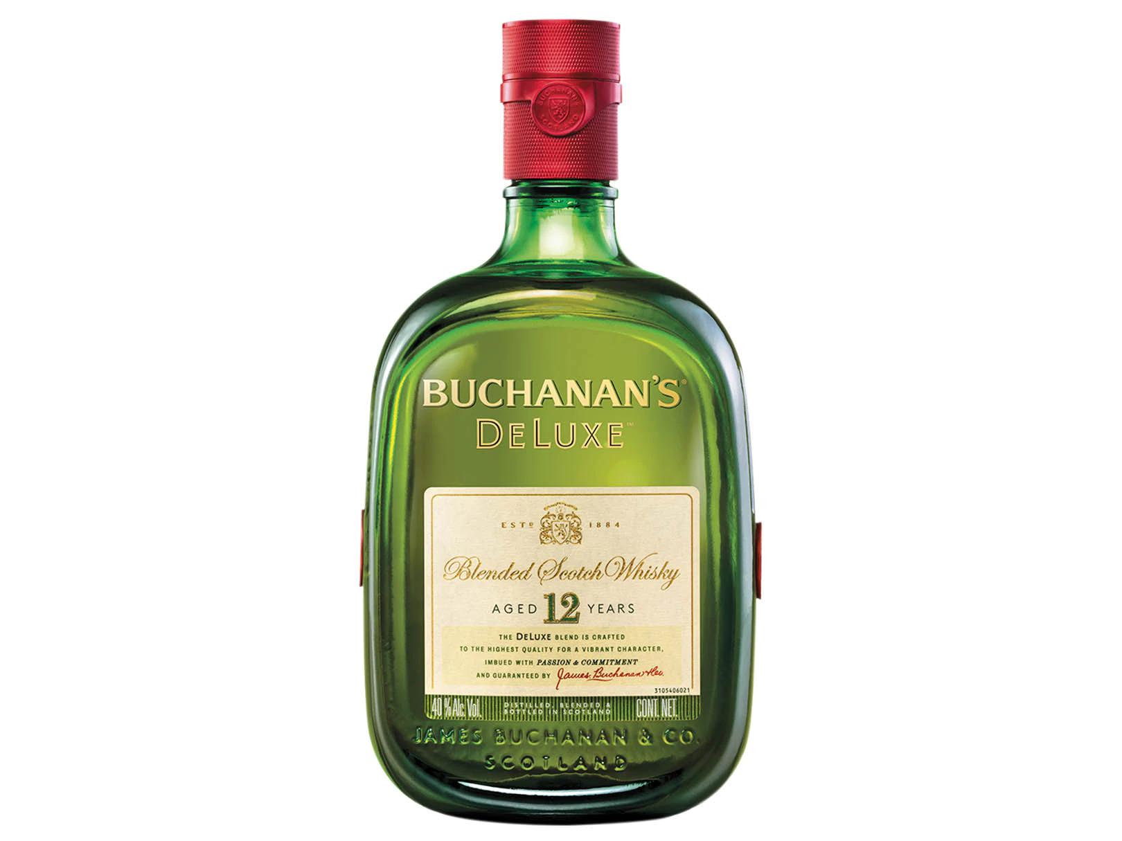 Liverpool: Whisky Buchanan's Deluxe 12 Años 1 Litro