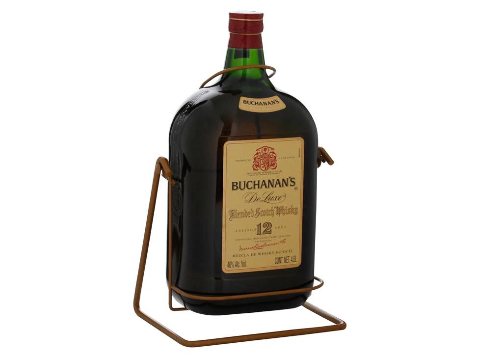 Liverpool Whisky Buchanan's 12 Años 4.5 L