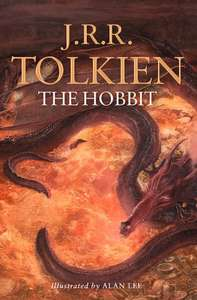 Amazon Kindle: The Hobbit: Illustrated by Alan Lee (English Edition)