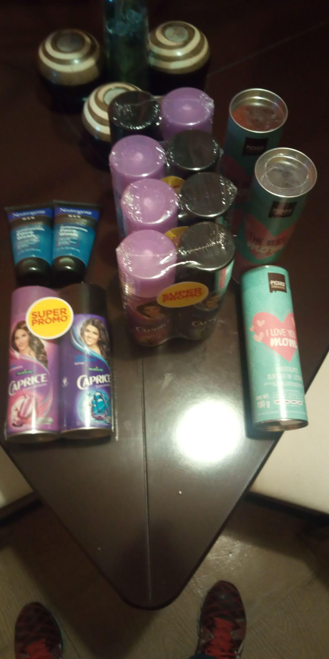 Walmart: Spray fijador para cabello Caprice 2 pack y más...