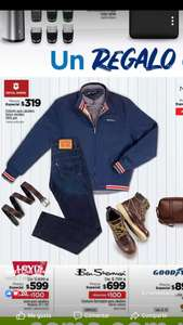 Sam's Club: Chamarra Harrington Ben Sherman