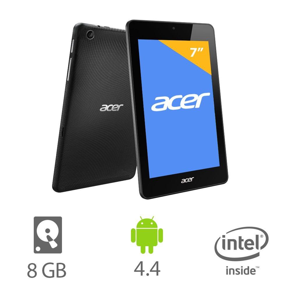 Walmart Tablet Acer Iconia a buen Precio