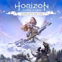 Playstation Store: Horizon Zero Dawn Complete Edition PS4