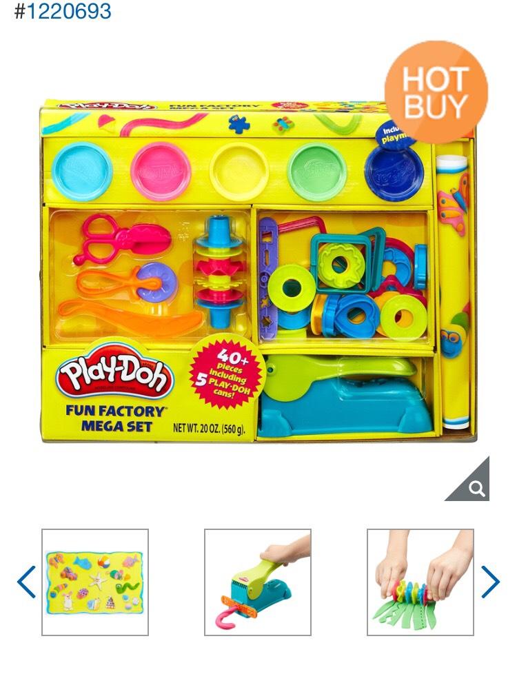 Costco: Mega Set Play Doh