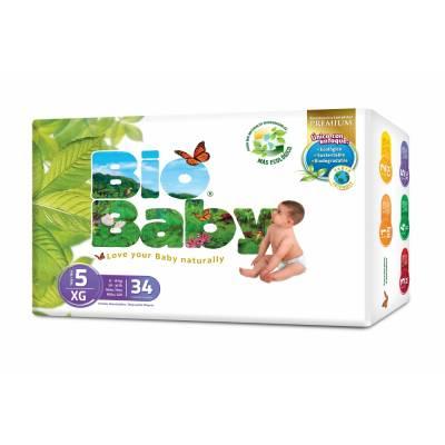 Walmart: pañales biobaby varias tallas 2x$220