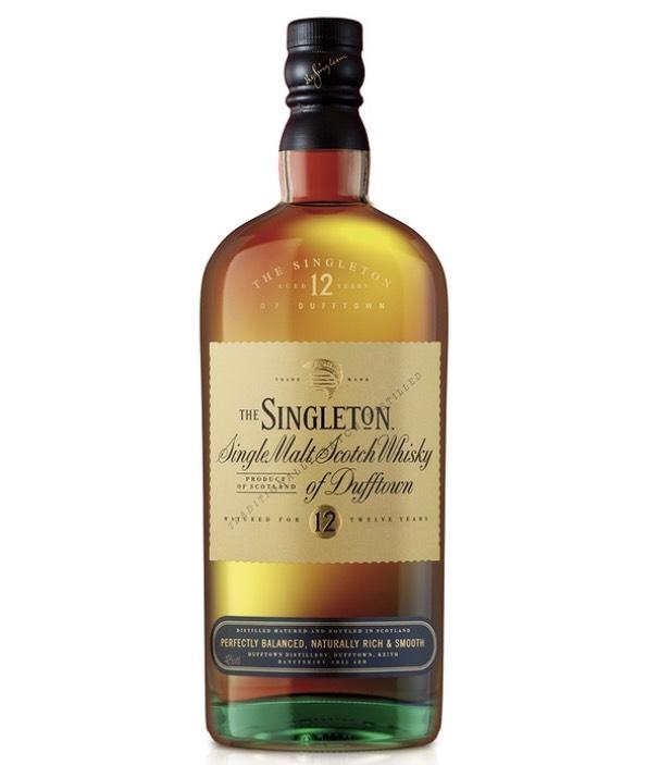 Walmart: Whisky Singleton 12 años 700ml