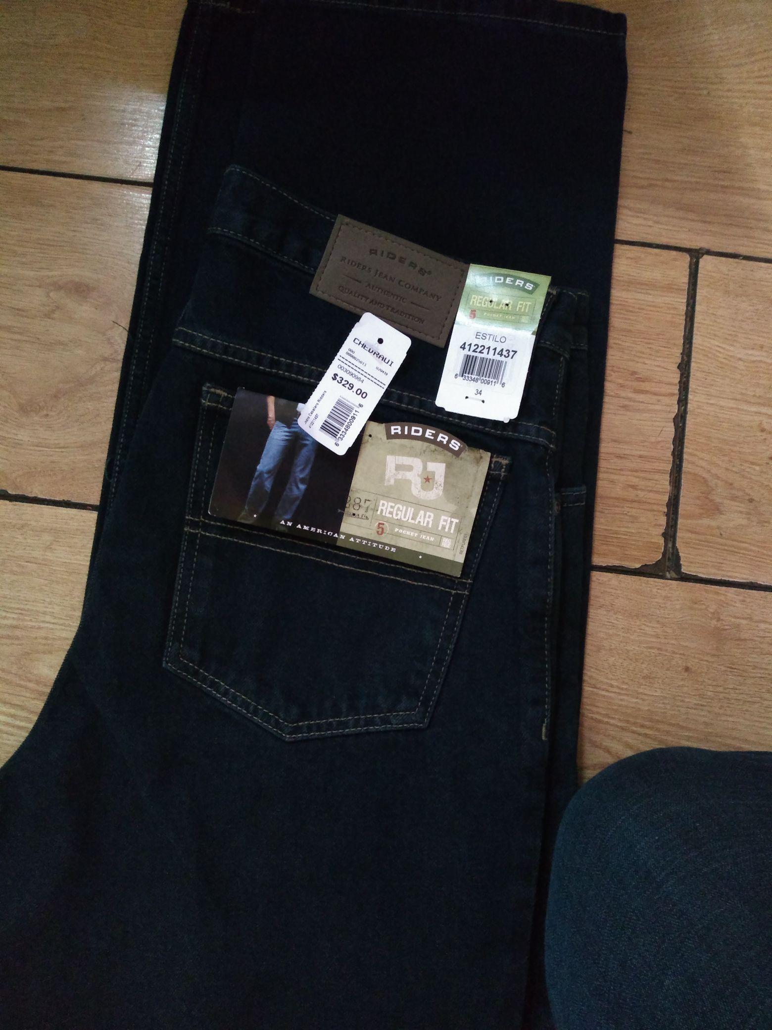 Chedraui Coapa CDMX : Pantalones Riders  $42
