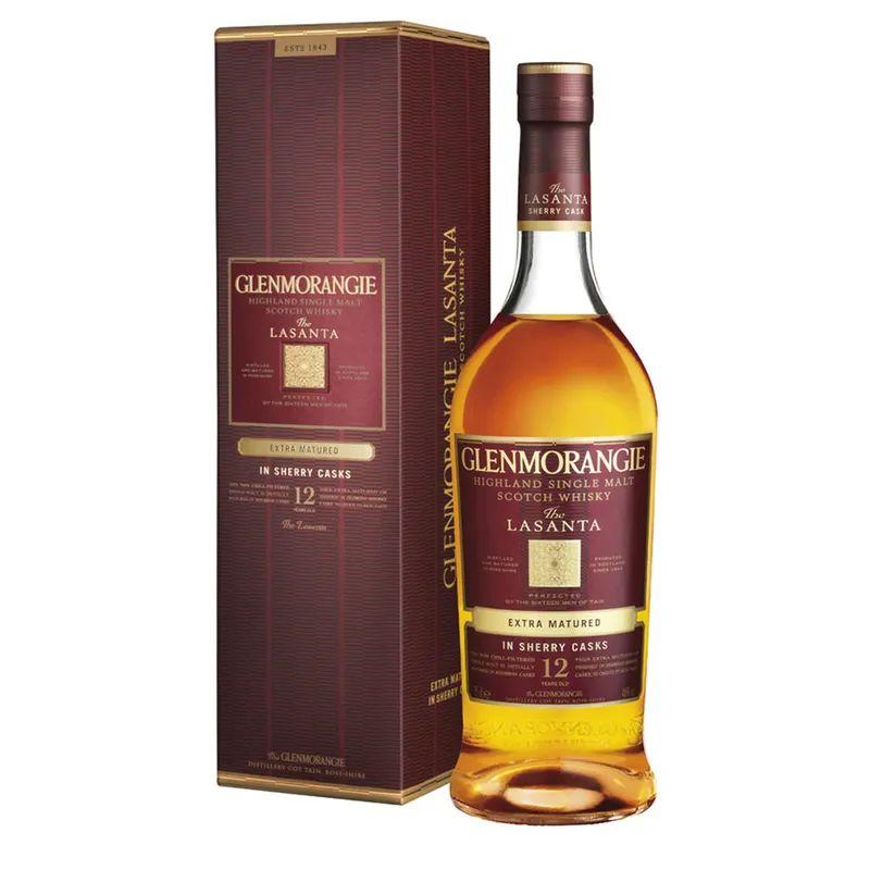 Walmart Mexicali: Whisky Glenmorangie La Santa
