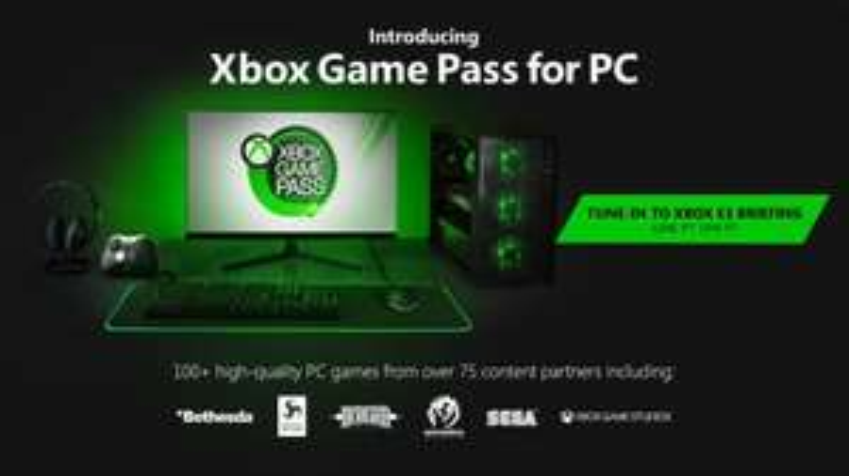 Microsoft Store: Xbox Game Pass para PC