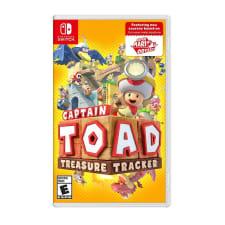 Walmart y Amazon MX: Captain Toad Treasure Tracker Nintendo Switch