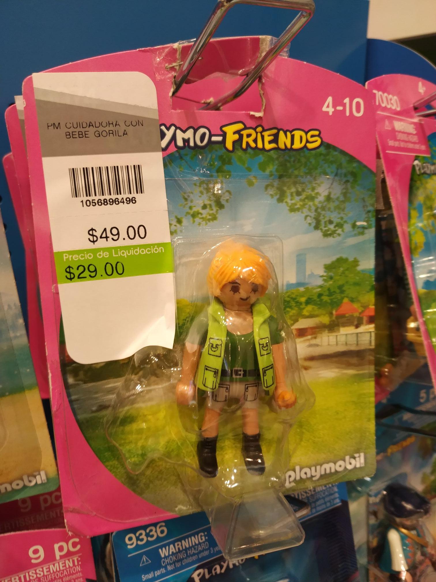 Liverpool SLP: figuritas Playmobil baratas