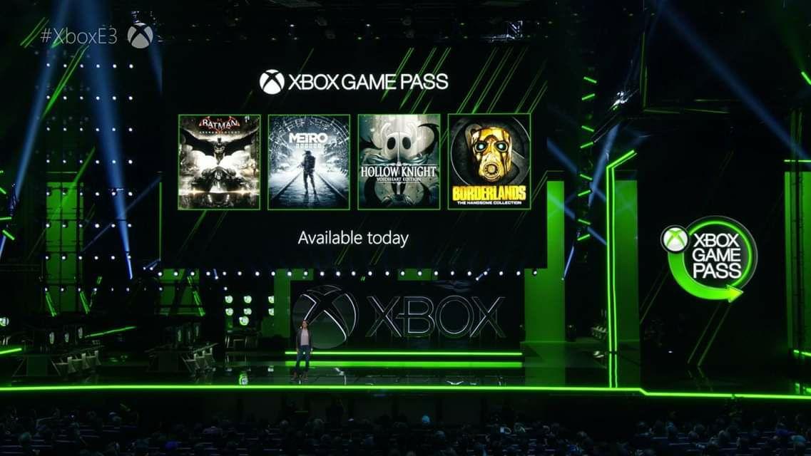 Xbox: Metro Exodus, Borderlands y más añadidos a Game Pass