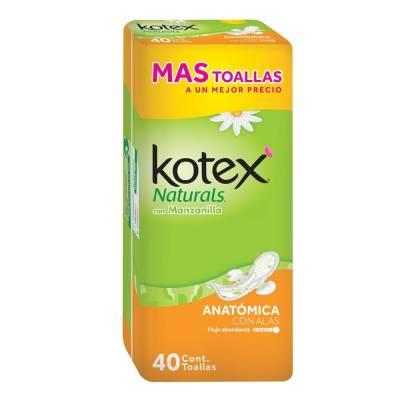 Walmart en linea: 2 x $65 Paquetes de toallas higienicas Kotex