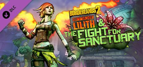 Steam: Borderlands 2 - La comandante Lilith y la lucha por Sanctuary (DLC)