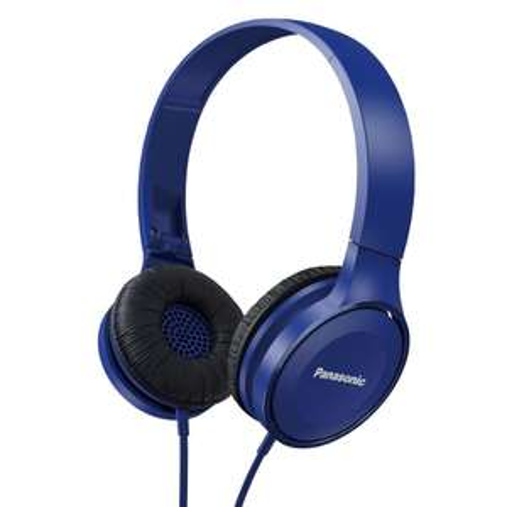 Walmart: Audífonos On Ear Panasonic RP-HF100E-A azules