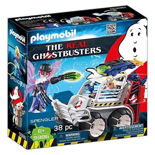 Amazon: Playmobil Ghostbusters Spengler con Coche