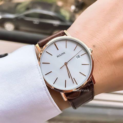 Amazon: Reloj Bulova Caballero 98h51