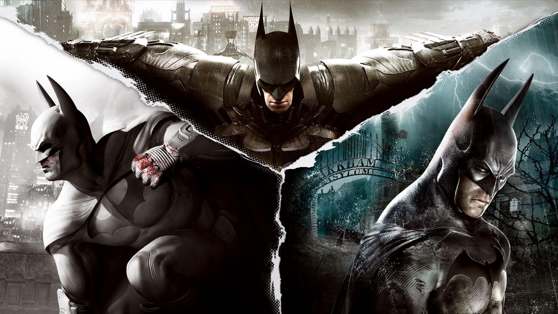 Microsoft Store: Batman Arkham Collection