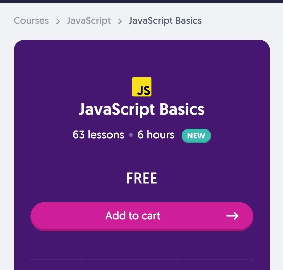 Ultimate Courses: Javascript Basics