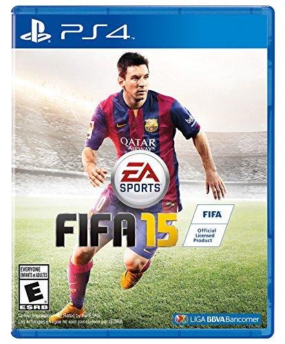 Amazon México: FIFA 15 para PS4 en $257