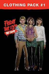 Microsoft Store: Friday the 13th: The Game - Counselor Clothing Pack