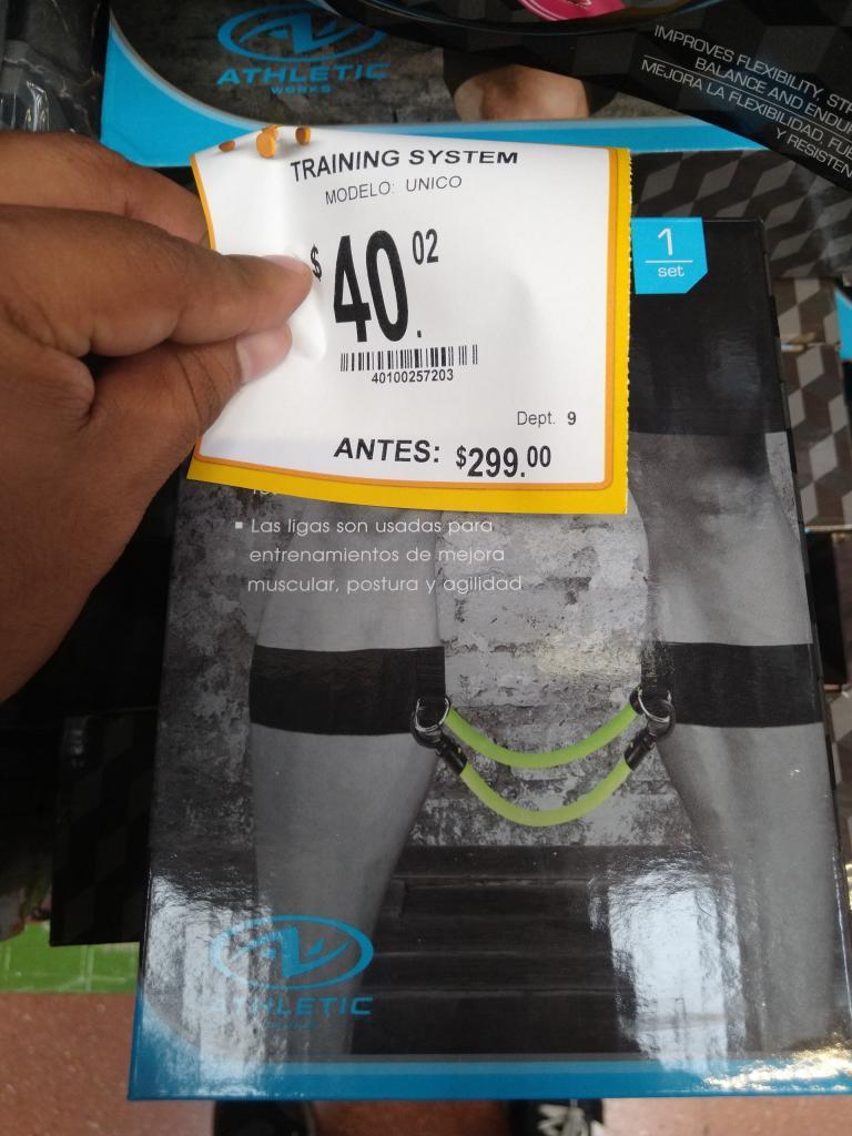 Walmart: Cuajimalpa: Ligas y más