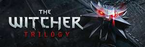 STEAM THE WITCHER TRILOGY