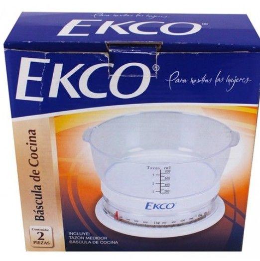 Chedrahui en Línea: Báscula Ecko Cocina 2.2Kg