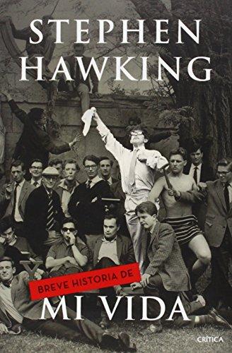 """Amazon: Autobiografia de Stephen Hawking """"Breve historia de mi vida"""""""