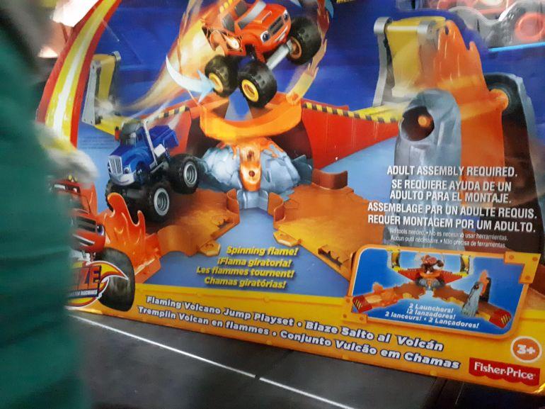 Walmart comalcalco Cancún: Blaze salto volcán