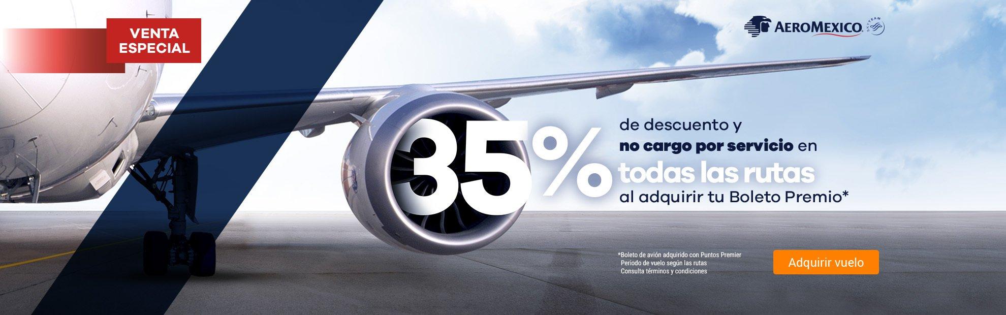 Club Premier: Hasta 35% de descuento en todas las rutas y no pago de cobro de servicio