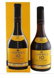 Chedraui: Brandy Torres 10, 700 ml