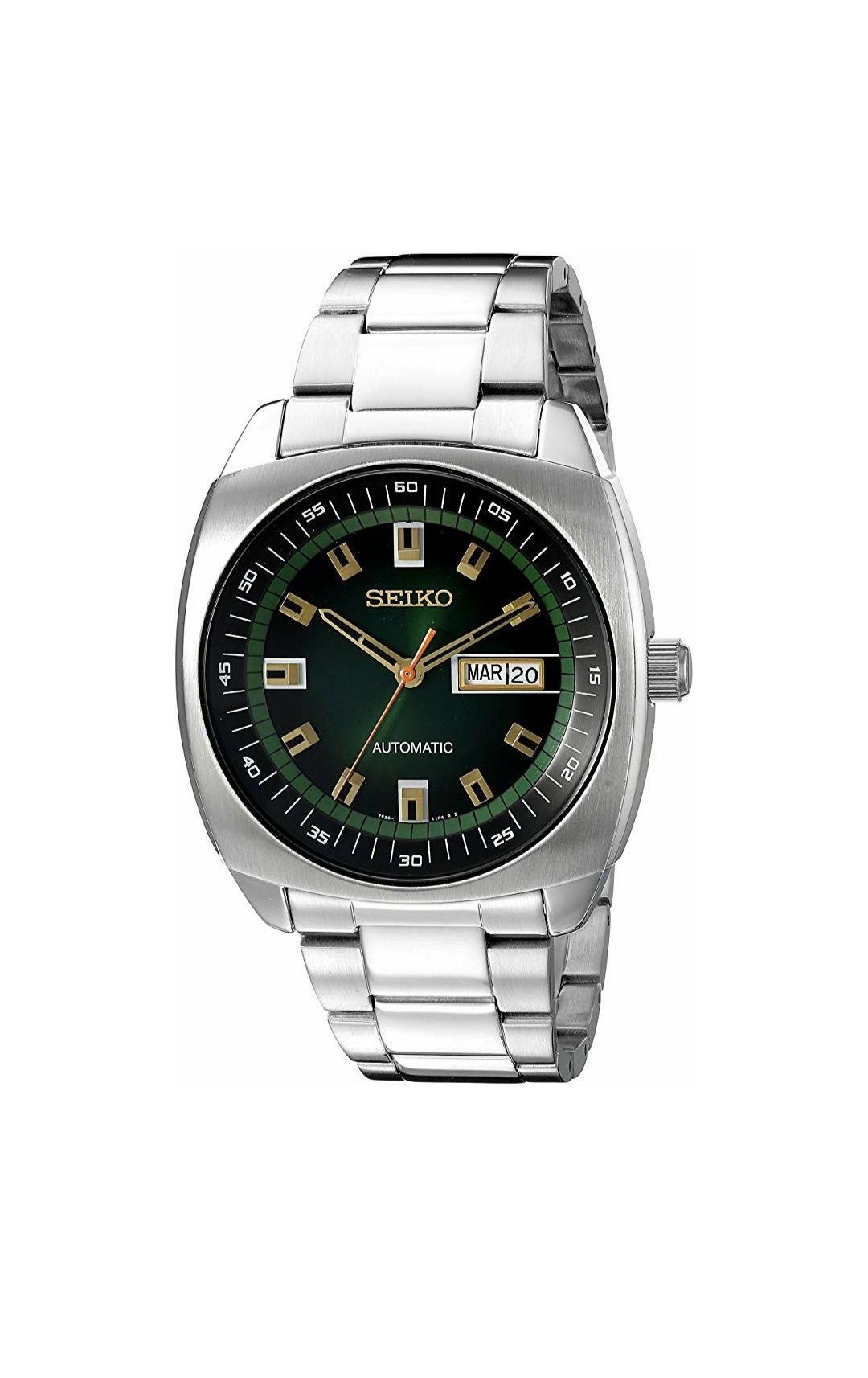 Amazon Reloj Seiko SNKM97 Automático