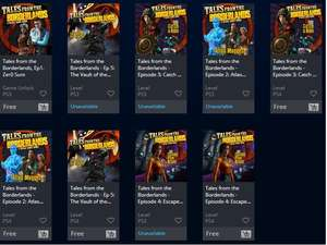 PSN: Tales from the boardelands gratis, usuarios Plus