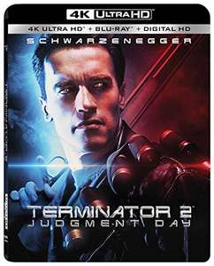 Amazon: Terminator 2: Judgement Day 4K Ultra HD [Blu-ray + Digital HD]