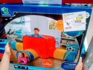 Sam's Club: VALLE REAL play ten discovery kids