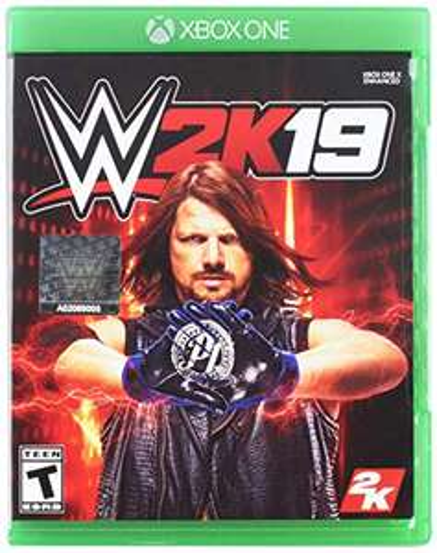 Amazon (Prime): WWE 2K19 - Xbox One Standard Edition