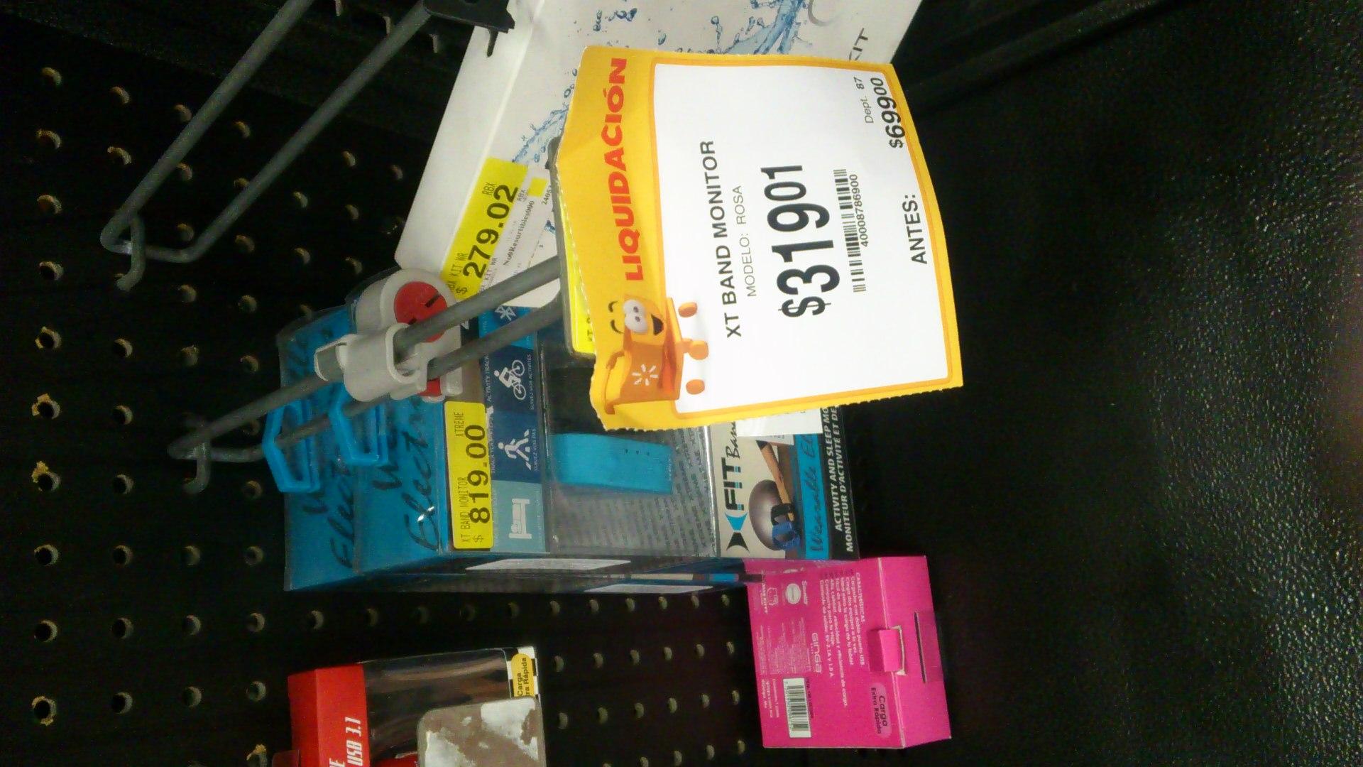 Walmart Hidalgo Tampico: Banda monitora a $319.01
