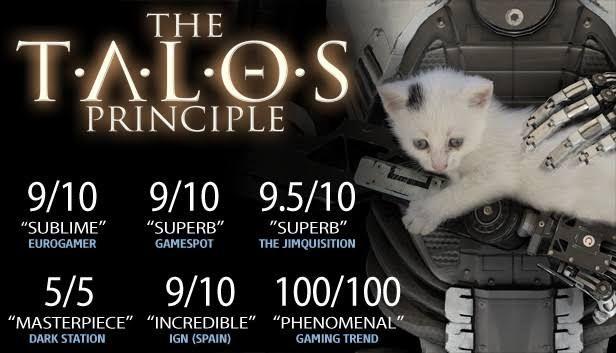 Steam The Talos Principle