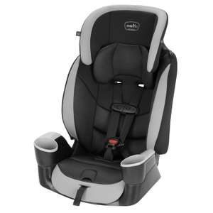Amazon: Evenflo Maestro Sport Harness Booster Car Seat, Granite... Amazon