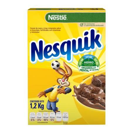 Sam's Club: Cereal Nestlé Nesquik 1.2 kg