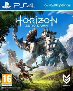 Palacio de Hierro: Horizon Zero Dawn PS4