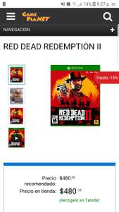 Game Planet: Red Dead Redemption II (USADO)