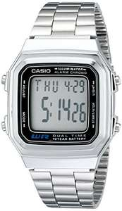 Amazon: Casio Men's A178WA-1A