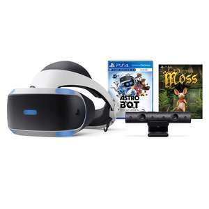 ELEKTRA Playstation VR Bundle con 2 Juegos en $4999